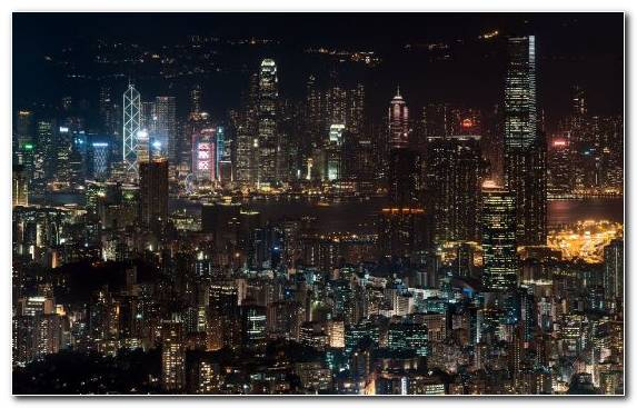 Image City Metropolis Skyscraper Cityscape Urban Area