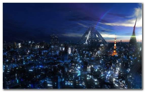 Image City Skyscraper Sky Cityscape Clip Art