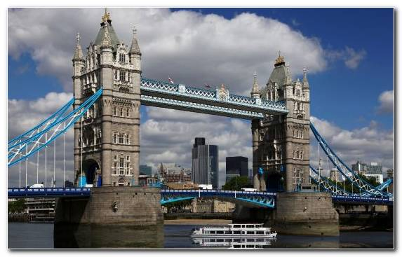 Image city suspension bridge sky capital city bridge