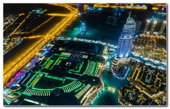 Image City Tech Burj Khalifa Urban Area Microcontroller