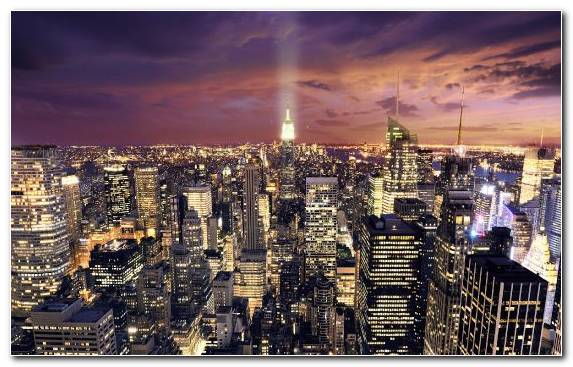 Image Cityscape Apartment Capital City Manhattan Skyline