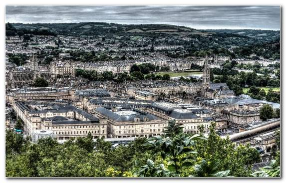 Image Cityscape Birds Eye View Urban Area Tree History
