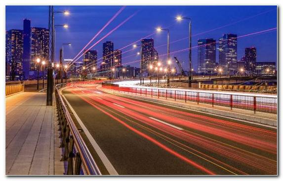 Image Cityscape Capital City Overpass City Tokyo
