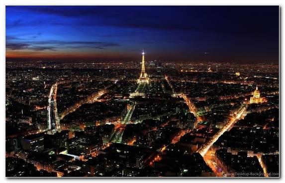 Image Cityscape Skyline Paris Urban Area Capital City
