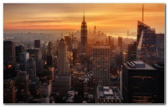 Image Cityscape Skyline Urban Area Building Horizon