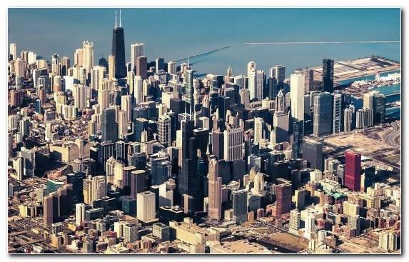 Image Cityscape Skyline Urban Area Metropolis City