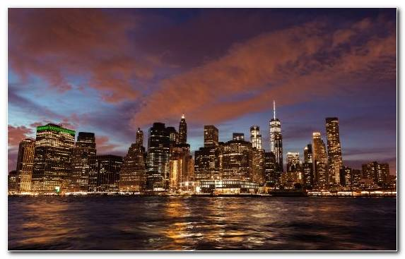 Image Cityscape Skyline Urban Area Metropolitan Area New York City