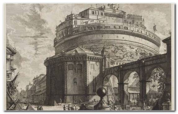 Image Classical Architecture Creative Arts Castel Santangelo History Medieval Architecture