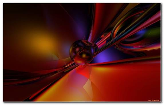 Image Close Up Graphics Red Line Fractal Art
