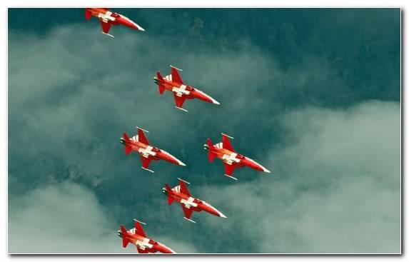Image Cloud Computing Military Aircraft Flight Jet Aircraft Aerobatics