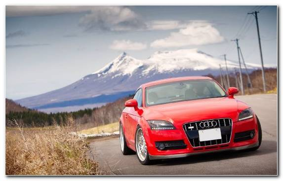 Image Compact Car Audi Tt Family Car Sports Car Rim
