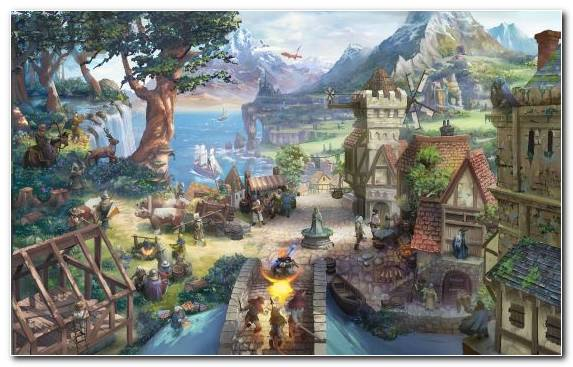 Image Concept Art Games Creative Arts Pc Game Dungeons Dragons