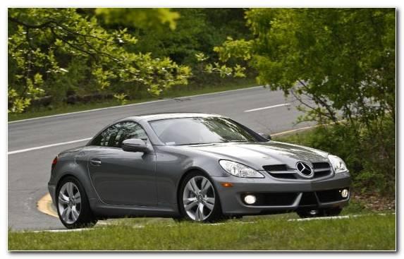Image Convertible Car City Car Coup Mercedes Benz