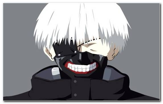 Image Cool Tokyo Ghoul Anime Ken Kaneki Mouth