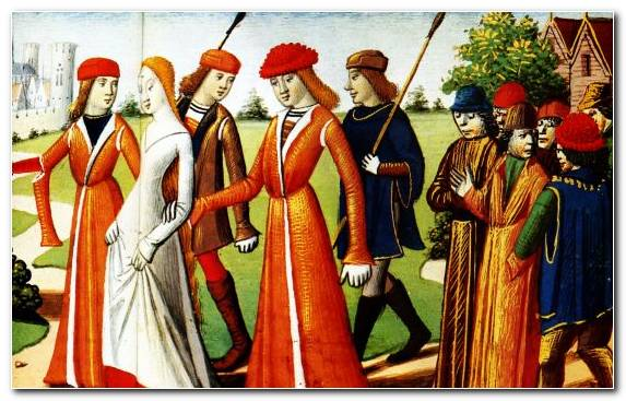 Image Costume Design Fashion Tradition Middle Ages Renaissance