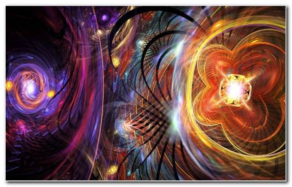 Image Creative Arts Graphics Psychedelic Art Space Fractal Art