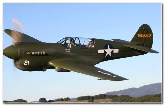 Image curtiss p 40 warhawk propeller driven aircraft military aircraft vought f4u corsair propeller