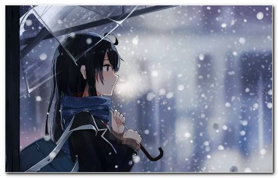 Image Darkness Fictional Character Anime Sky Winter