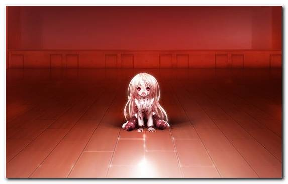Image darkness girl flooring light smartphone