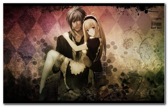Image Darkness Kaname Kuran Creative Arts Lady Maid
