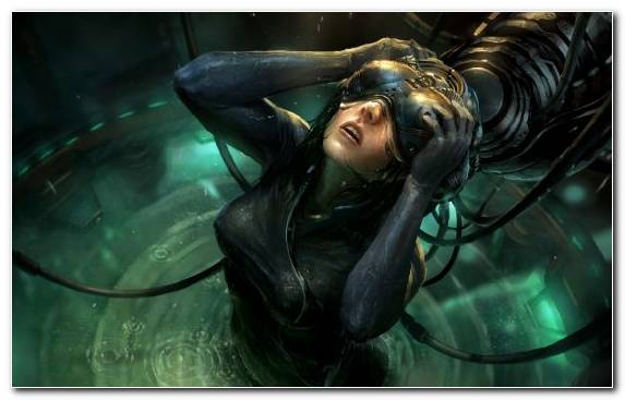 Image Darkness Scarlett Johansson Mythology Fan Art Film