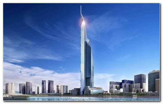 Image Day Daytime Building Burj Khalifa Landmark