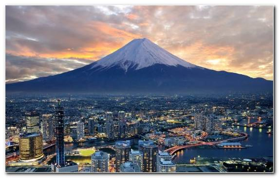 Image Day Tokyo Capital City Dawn Urban Area