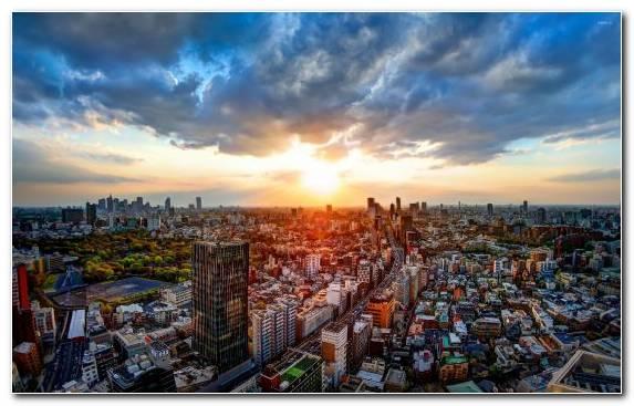 Image Daytime City Day Metropolis Sky