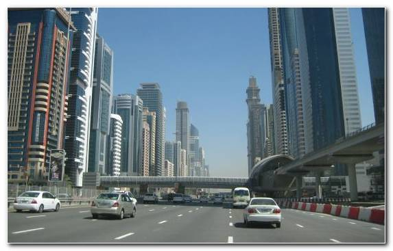 Image Daytime City Metropolis Building Dubai