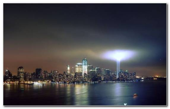 Image Daytime Cityscape Night Landmark New York City
