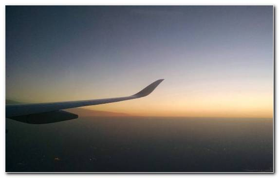 Image Daytime Horizon Airline Aviation Air Travel