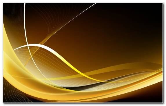 Image Design Light Close Up Line Yellow