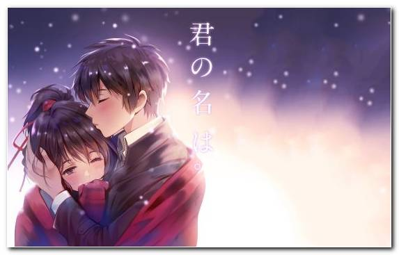 Image drawing sky girl anime romance