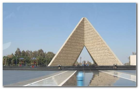 Image Egypt National Historic Landmark Hotel Pyramid Monument
