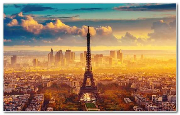 Image Eiffel Tower Tower Skyline Urban Area City