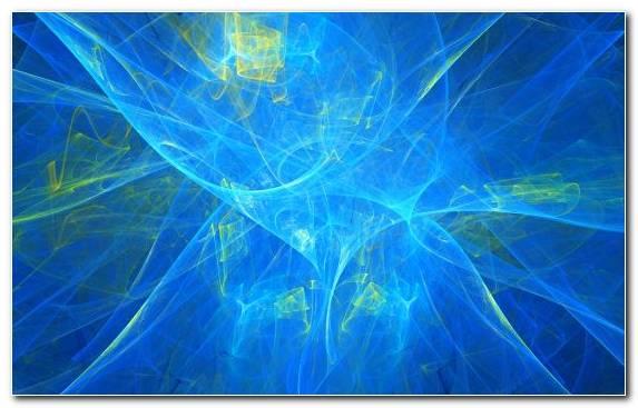 Image Electric Blue Azure Light Space Symmetry
