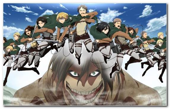 Image Eren Yeager Attack On Titan Music Anime Fictional Character