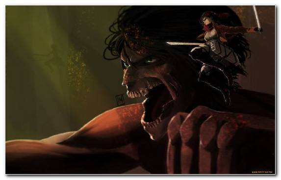 Image Eren Yeager Darkness Anime Fictional Character Human