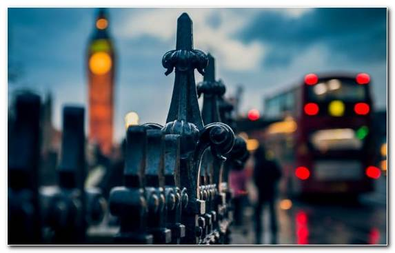 Image Evening Capital City Metropolis Big Ben City