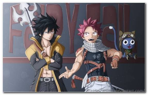 Image Fairy Tail Natsu Dragneel Fiction Fictional Character Anime