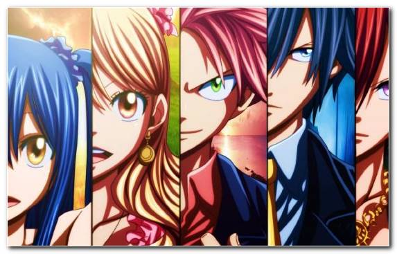 Image Fairy Tail Graphics Cartoon Anime Fiction