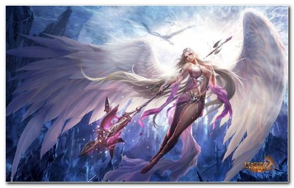 Image Fantasy Angel League Of Angels Mythology Fictional Character