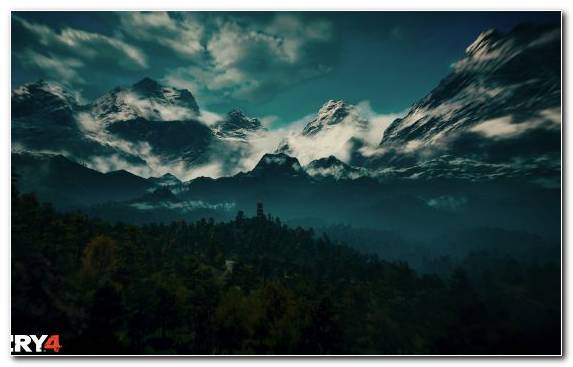 Image Far Cry Primal Nature Hill Station Morning Mountain