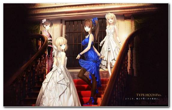 Image Fatezero Gown Wedding Ceremony Archer
