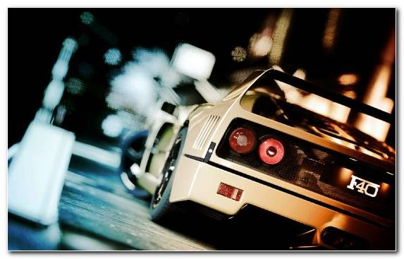 Image Ferrari F50 Ferrari F40 Supercar Sportscar Car