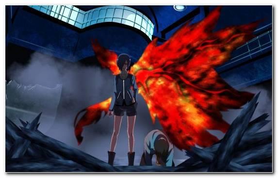 Image Fictional Character Anime Kirishima Touka Digital Art Tokyo Ghoul