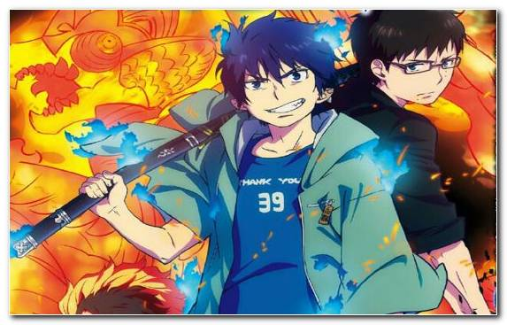 Image Fictional Character Anime Blue Exorcist Illustration Season