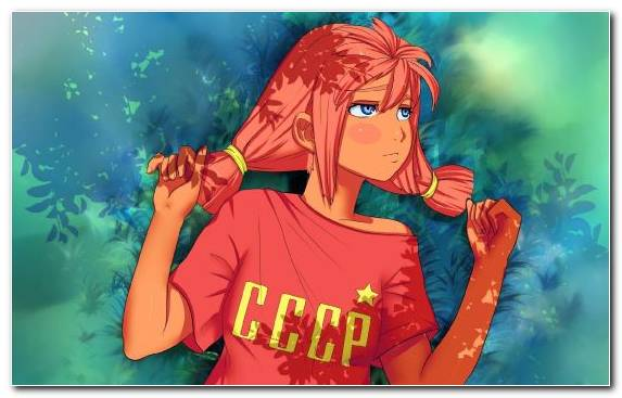 Image fictional character illustration art red mouth