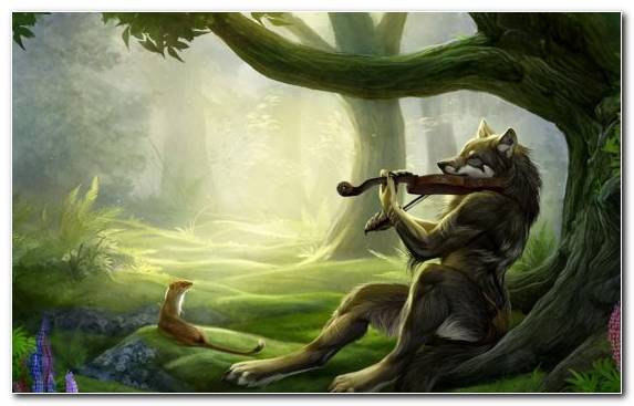 Image Fictional Character Mythology Forest Jungle Cg Artwork