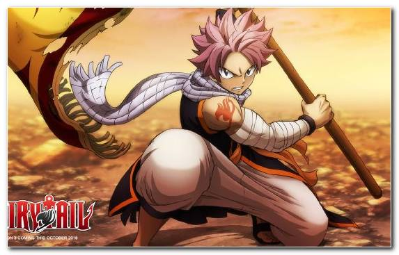 Image Fictional Character Supernatural Creature Mythology Anime Fairy Tail